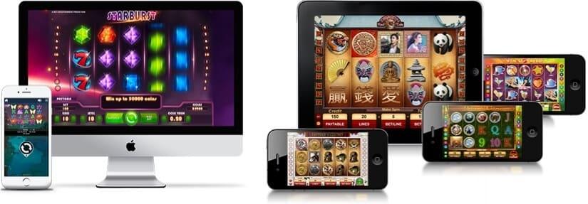 Välj ditt favorit casinospel