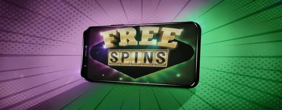På vilka casinon får du frispinns?